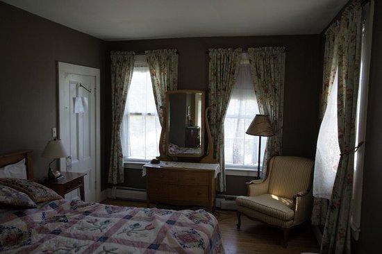 2 Cats Inn B&B: Bedroom