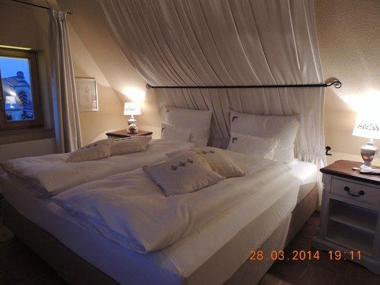 Hotel Herrnschlösschen: bedroom