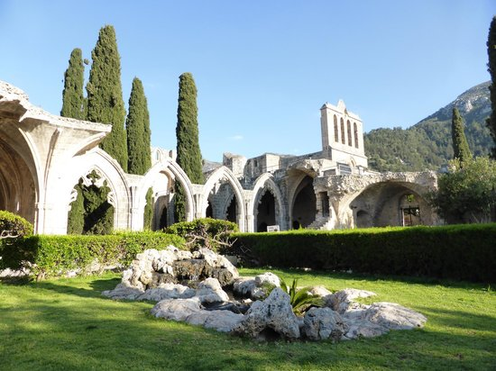 Bellapais Monastery: Remains of the Abbey