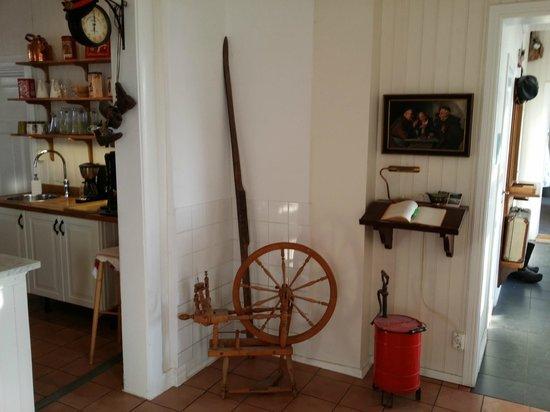Inventarier I Huset. - Picture Of Nassundets Vardshus ... Designer Huser Innen