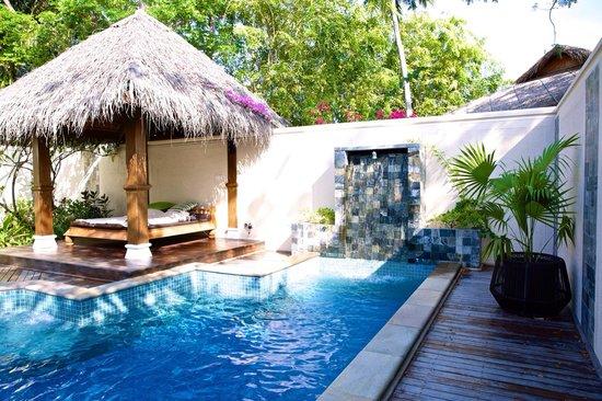 "Kurumba Maldives: Deluxe Pool Villa No. 184 - Private Pool ""Huge"""