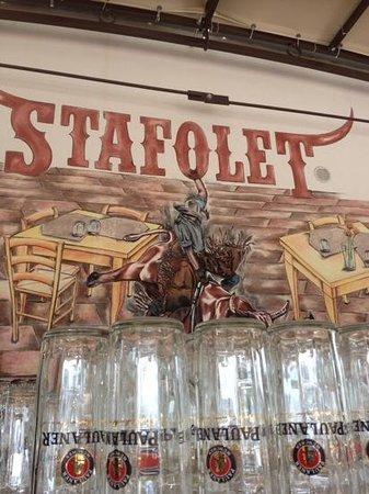 Steak house Stafolet: e la birra e' spettacolare!!
