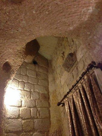 Hotel Cave Konak : cave værelset