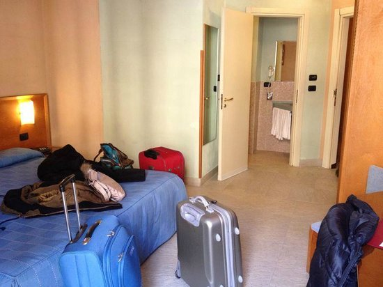 Hotel Eden: Camera