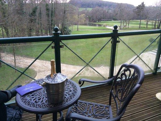 Vale Resort: Lovely calming view