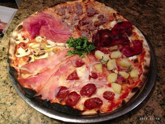 Pizzeria Quadrifoglio: 8 Meraviglia..!!!