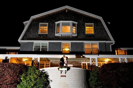 Black Point Inn Resort : The BPI at night