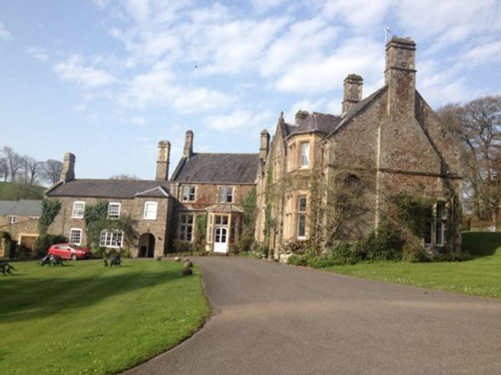 Northcote Manor Country House Hotel: Northcote Manor