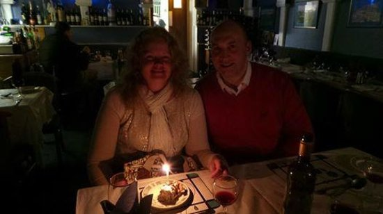 Athens Greek Restaurant & Steakhouse: Wifes Birthday