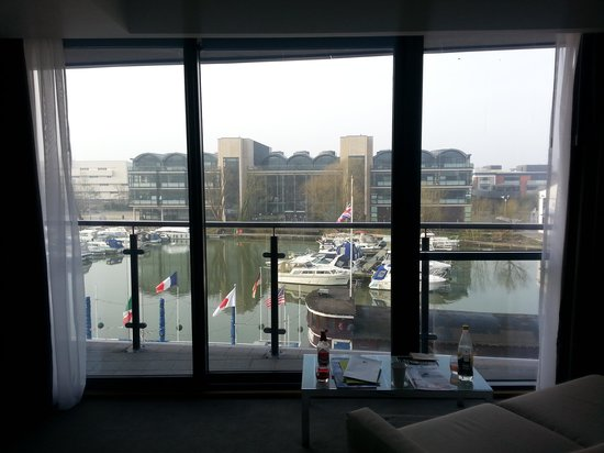 DoubleTree by Hilton Lincoln: fab view