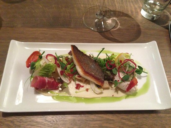 The Coach House By Michael Caines: I think by far the best dish on the menu