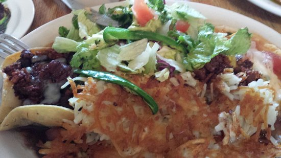 Old Monterey Cafe: Great Breakfast. Huevos Rancheros