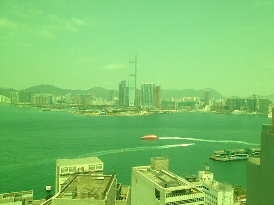 Ibis Hong Kong Central & Sheung Wan Hotel: Harbour View