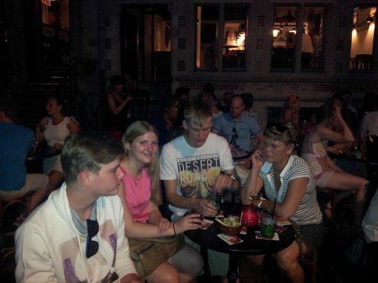Novotel Gent Centrum : Gent zit vol gezellige terrassen en restaurants