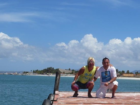Coche Paradise Hotel Isla Margarita: fondo Coche Paradise Hotel