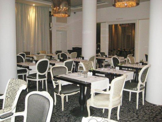 Gran Melia Colon : Breakfast Room