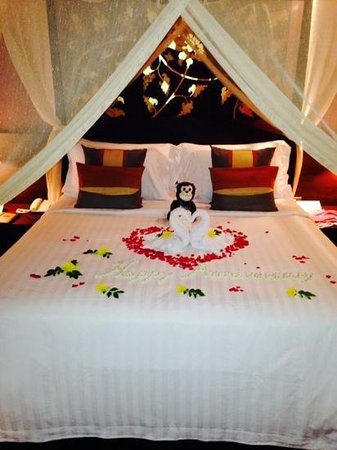 Bo Phut Resort & Spa: happy anniversary