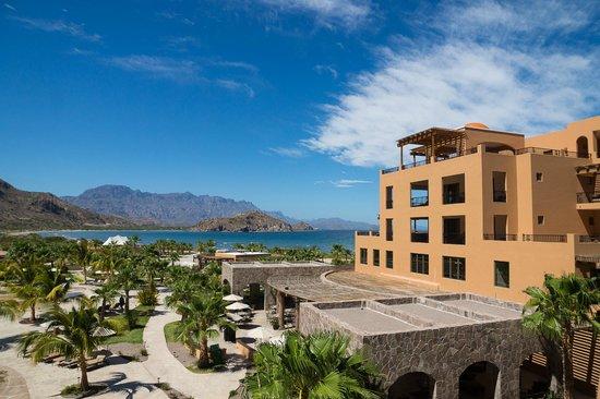 Villa del Palmar Beach Resort & Spa at The Islands of Loreto: view of Danzante Bay from room