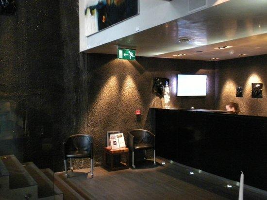 CenterHotel Thingholt: Reception