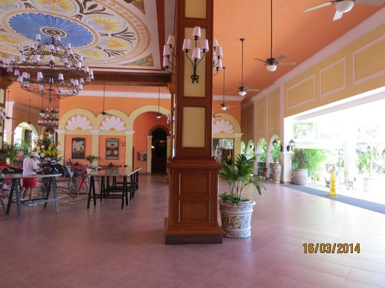 ClubHotel Riu Tequila : Hall