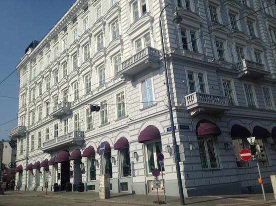 Hotel Sans Souci Wien : lovely lovely hotel