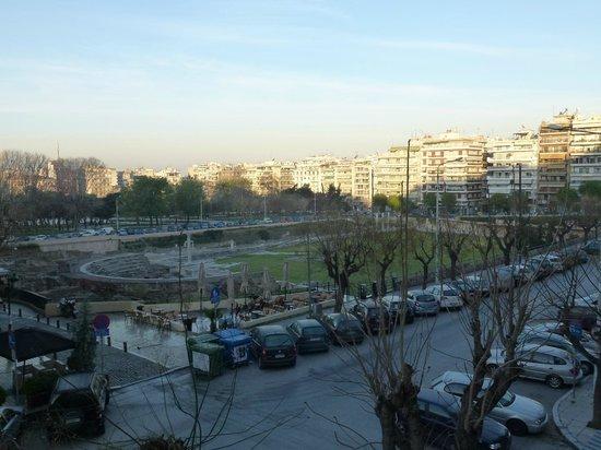 Hotel Orestias Kastorias: roman agora
