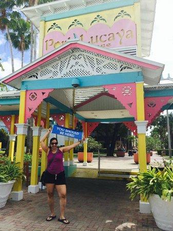 Ocean Reef Yacht Club & Resort : Lucaya Marketplace