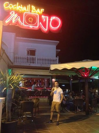 Mojo Cocktail Bar: Mojo nights!