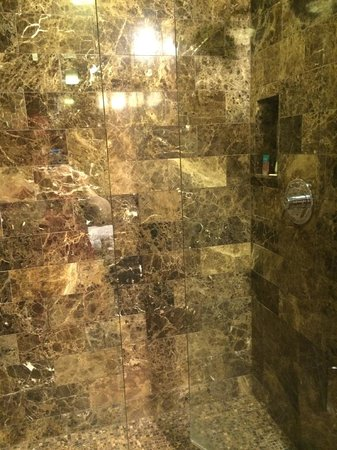 Grand Sierra Resort and Casino : Awesome separate shower