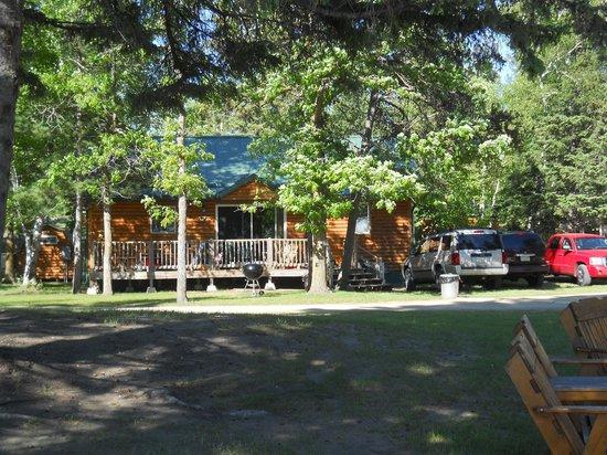 Bear Paw Resort: Loon Cabin
