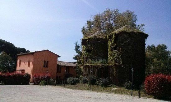Casali Santa Brigida: Esterno