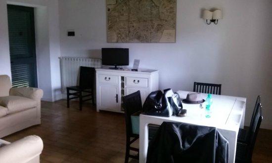 Casali Santa Brigida: Camera