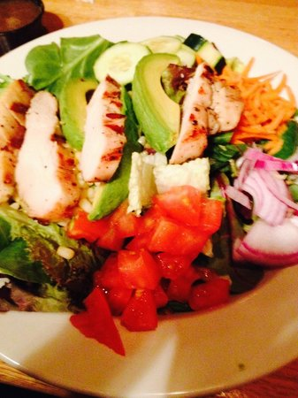 Holiday Inn Asheville - Biltmore East: HI Biltmore East Salad from Owl's