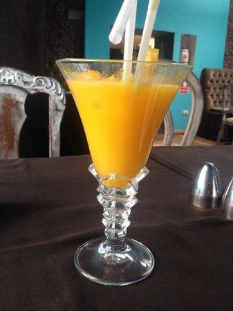 Uchu Peruvian Steakhouse: Jugo de Mango