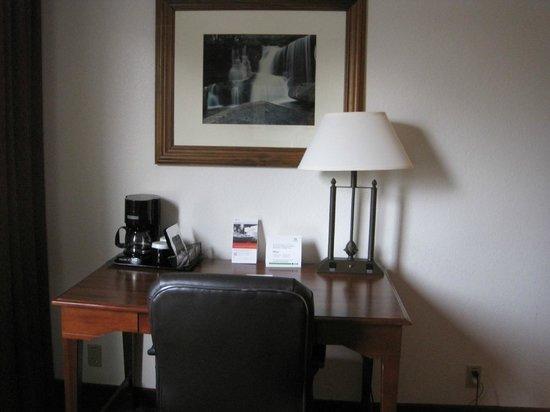 Holiday Inn Asheville - Biltmore East: HI Biltmore East - Desk Area