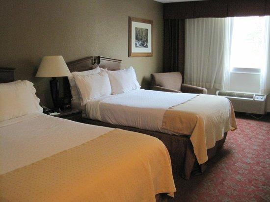 Holiday Inn Asheville - Biltmore East: HI Biltmore East - comfy beds