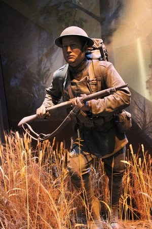 National Infantry Museum and Soldier Center: National Infantry Museum