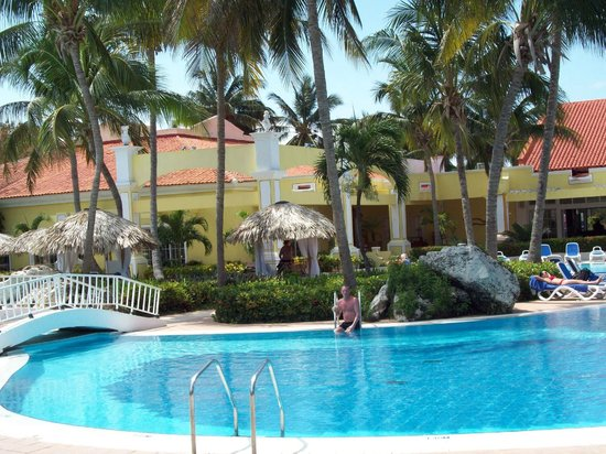 Sol Cayo Guillermo: pool