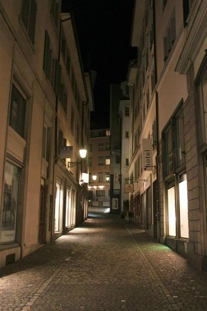 Old Town (Altstadt) : Altstadt à noite