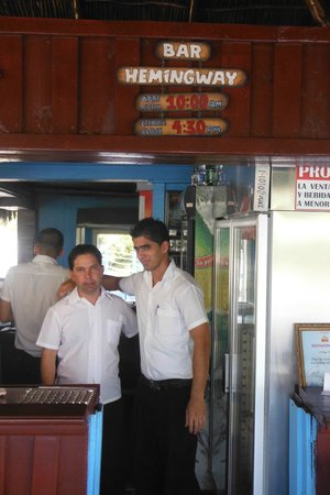 Sol Cayo Guillermo: staff