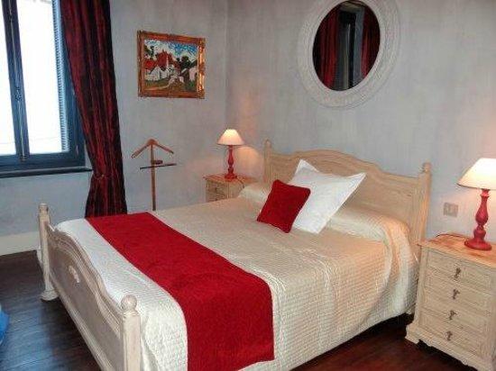 Villa Limonade : chambre avec salon