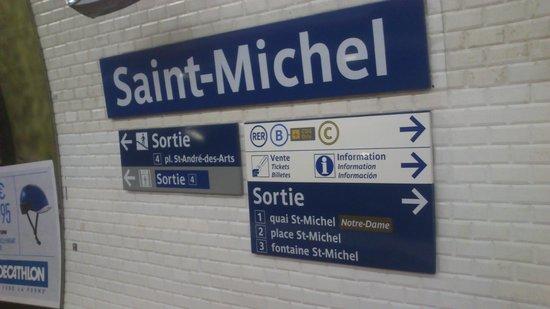 Île de la Cité: VISTA 8