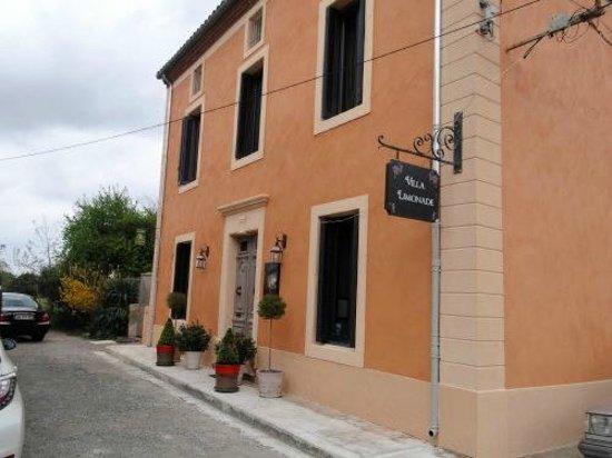 Villa Limonade : Devanture