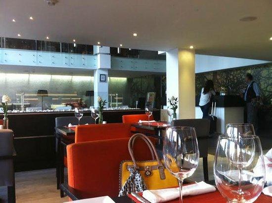 Hotel Bogota 100: Comida muito boa