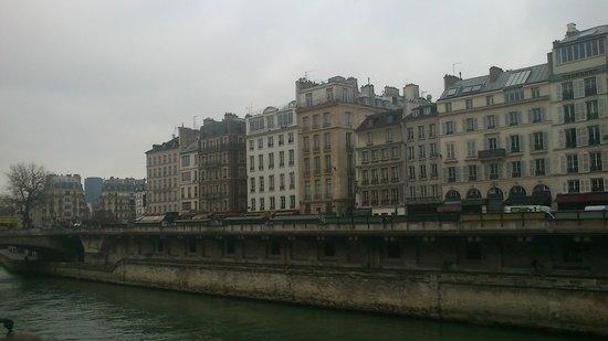 Île de la Cité: VISTA 5