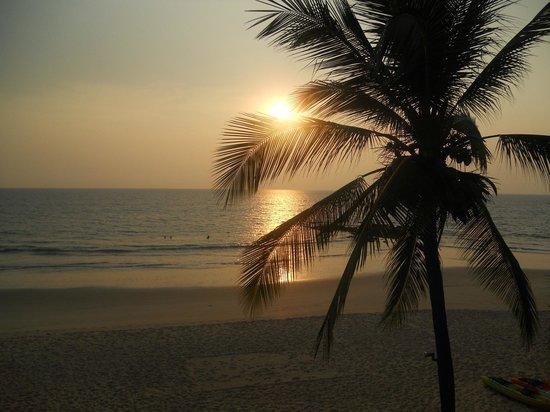 Natai Beach Resort & Spa, Phang-nga: tramonto