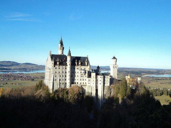 Kinderferienhof Bergblick: Schloss Neuschwanstein