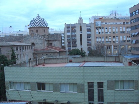 Valencia Central Apartments: la iglesia que hay cerca