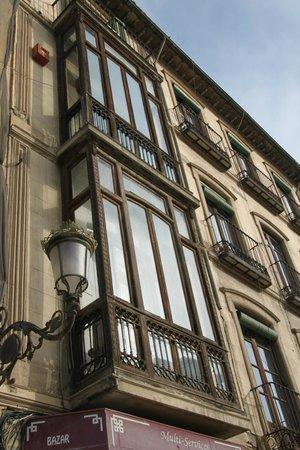 Albayzin: Buildings