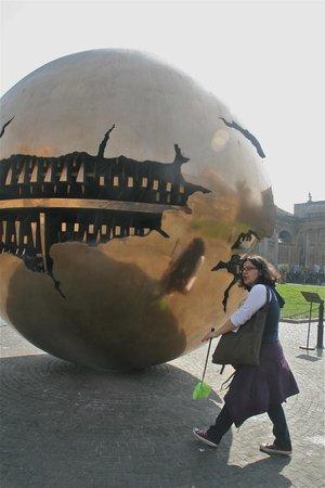 City Wonders : Emma in action